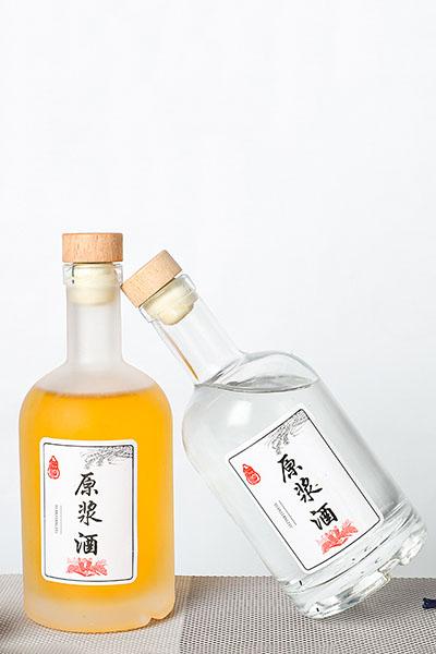 果酒瓶-008