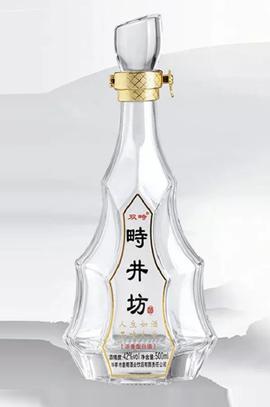 晶白瓶-008
