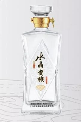 晶白瓶-017 500ml